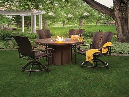 Outdoor Firepit Tables How To Cleaning Gas Firepit Table Boundless Table Ideas