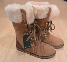 emu australia s boots emu australia featherwood hi us 6 brown winter boot ebay