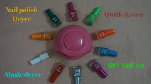 amazon nail polish dryer diy nail art dry your nail paint in a