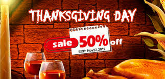 preparing for 2012 take advantage of thanksgiving day sales