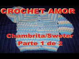 sueter tejido a dos agujas youtube saquito chaqueta jersey para bebes tejido con dos agujas 471