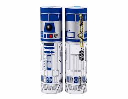 r2 d2 mimopowertube2 star wars series backup battery for mobile
