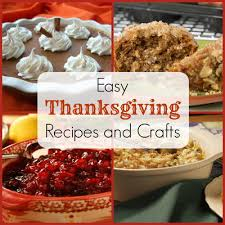 celebrate thanksgiving with 14 easy thanksgiving recipes and