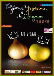 oignon chambre b foire de la pomme et de l oignon le vigan les 26 et 27 10 mon