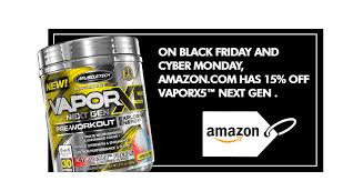 next black friday amazon black friday gift guide muscletech