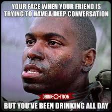 Deep Meme - drunk memes drink o tron