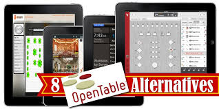 open table reservation system best open table alternatives