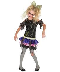 zombie halloween costumes girls zombie doll kids costume girls costumes