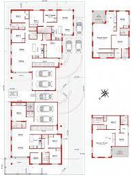 modern duplex house plans remarkable floor plan for duplex house contemporary best idea