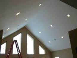 Sloped Ceiling Recessed Lighting Sloped Ceiling Recessed Lighting Remodel Medium Size Of Recessed