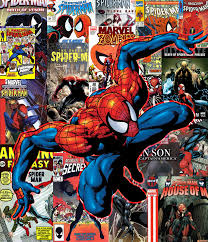 10 best images of comic book cover wallpaper spider man comic spider man comic book covers