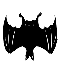 halloween bats bat template contegri com