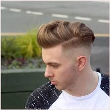 mens hairstyles short on the sides long on top or alan beak short