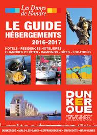 chambre d hote bray dunes guide hébergement dunkerque 2016 pdf flipbook