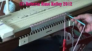 lk150 kx350 bond kh230 manual weaving youtube