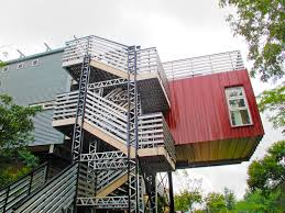 shipping container house inhabitat green design innovation
