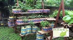 Urban Gardening Containers Gardening Ideas