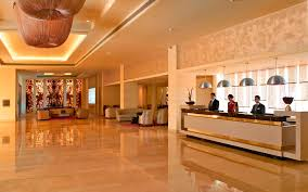 Hotel Lobby Reception Desk by Bengaluru Hotels On Outer Ring Road Park Plaza Bengaluru Hotel
