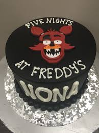 five nights at freddy s halloween horror nights five nights at freddy u0027s cake and cupcakes cool cakes pinterest