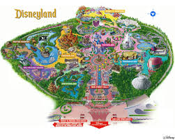 Disney World Park Maps Disney Land Florida Map My Blog