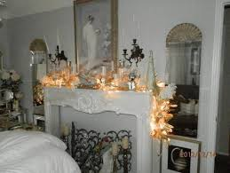 christmas decor shabby chic bedroom christmas all year it u0027s