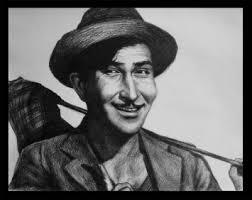 raj kapoor portrait raj kapoor pencil sketch portraits of
