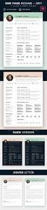 Two Page Resume Header Modern Resume Template Cv Template Cover Letter By A1resume