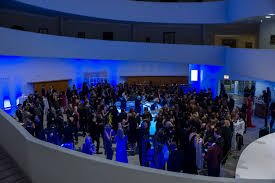 Cocktail Party Reception - guggenheim u0027s young collectors council 15th anniversary party