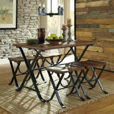 industrial dining room table distressed industrial style kitchen and dining room table sets