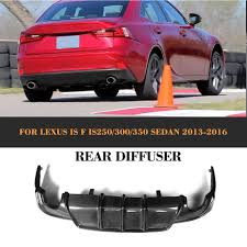 lexus is250 f sport front lip online get cheap lexus is350 carbon fiber aliexpress com