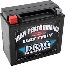 drag specialties battery ytx20h bs ebay