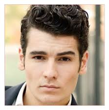 medium mens emo hairstyles as well as guy with long curly hair