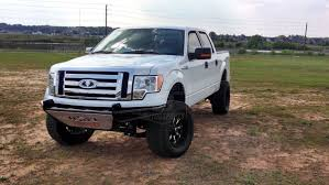 Old Ford Truck Lift Kits - 2009 2013 f 150 2wd zone offroad 6