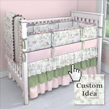 Next Crib Bedding Toile Baby Bedding Toile Pattern Crib Bedding Carousel Designs