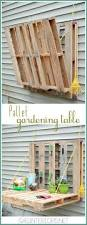 building a workbench out of pallets bench decoration
