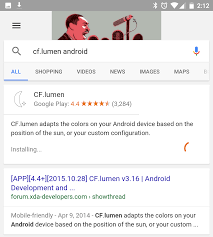 image search android you can now install android apps directly from s search results