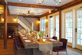 Roosevelt Lodge Dining Room by Bedford Post Inn Bedford New York Venue Report