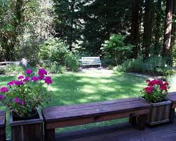 images sun backyard garden park bench bank yard pictures on