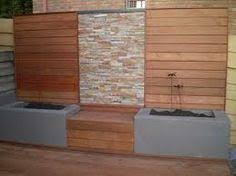 Backyard Feature Wall Ideas Trex Composite Fencing Utah U0027s Fence Installation Contractor And