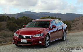 lexus gs 450h used 2014 lexus gs 450h hybrid exterior 004 the truth about cars