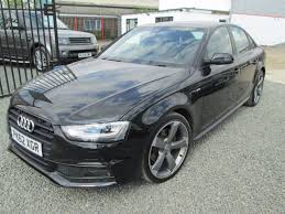 audi a4 2017 black used audi a4 2 0 tdi saloon