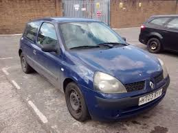 renault clio authentique 2003 3 door in southville bristol