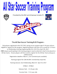 youth soccer rogers ar official website
