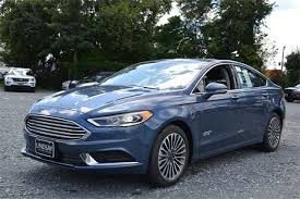 steel blue metallic ford fusion 2018 ford fusion energi se in wheaton md washington d c ford