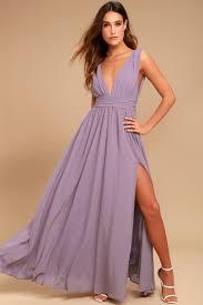 light purple long dress dusty purple gown maxi dress sleeveless maxi dress 84 00