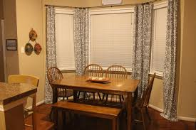 Orange Kitchen Curtains by Texas Decor No Sew Kitchen Curtains