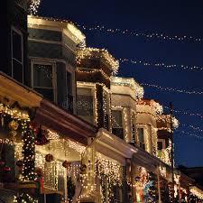 baltimore christmas lights royalty free stock photo image 18110585