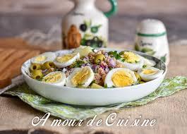 cuisine amour salade portugaise au thon et pois chiche amour de cuisine