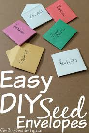 seed envelopes easydiyseedenvelopes pin jpg