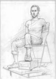 desen ve imgesel çalışmaları figure sketching art courses and